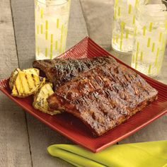 Richie's Grilled Baby Back Ribs Recipes — Dishmaps