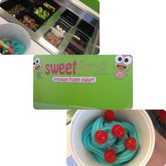 We loved the candy at Dorney Park yesterday. Who else loves Sweet Frog?