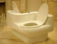 Uw toiletbezoek wat gezelliger maken, zó kan het natuurlijk ook! ;)