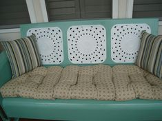 vintage metal glider | ... gliders here Outdoor Patio Metal Furniture to see what a good deal you