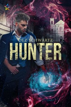 This week found me traversing a bold new world, filled with vampires and all number of other paranormal creatures. Hunter by Dez Schwartz is a wonderfully fun and unique story, jam-packed with world-building and intrigue. She weaved some marvelously creative characters into a killer plot that kept on giving.  #EvieDraeBookReviews #bookreviews #amblogging #bookblogger #amreading #bookworm #lgbtqfiction #paranormalromance #dreampunk