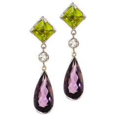 Just Right Earrings, for $3800. But still, I love them! Maybe when I win the lotto!