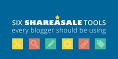 6 Tools Bloggers Should Be Using! If you have been following our blog closely over the past couple years, you may remember our previous post called '5 Tools Every Affiliate Should Use on ShareASale.' Well, I have good news for you Affiliates out there! ShareASale recently added and made improvements to our Affiliate and blogger-friendly …