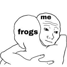 Memes Lol, Fb Memes, Stupid Funny Memes, Haha Funny, Funny Profile Pictures, Frog Pictures, Reaction Pictures, Pet Frogs, Frog Art