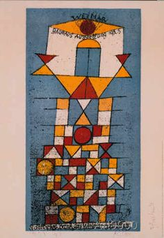 Paul Klee - Bauhaus