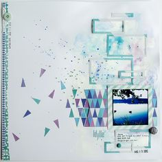 Scrapbox - Maria Asmus - Idylle