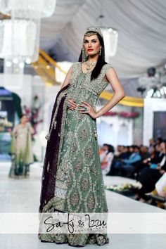 Rani Emaan, Pakistani Bridal Couture Collection