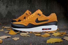 "Nike Air Max 1 Premium ""Canyon Gold"" #sneaker #nike #airmax1"