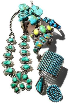 Turquoise Jewelry | http://awesome-jewelry-photo-collections.blogspot.com