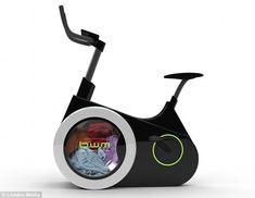 Universitários chineses desenvolvem bicicleta ergométrica que lava a roupa - Fotos - R7 Mais Esportes