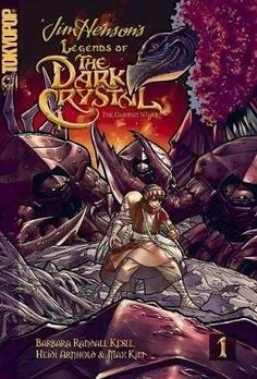 Jim Henson's Legends of the Dark Crystal #1 - The Garthim Wars (Issue)