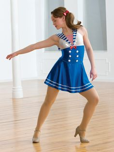 By the Sea | Revolution Dancewear Costume Collection