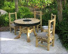 Bambú en la decoración de tu hogar