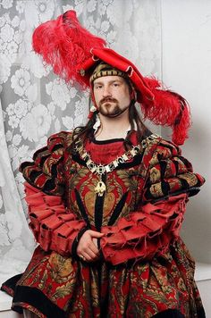 haute couture fashion Archives - Best Fashion Tips Renaissance Festival Costumes, Medieval Costume, Renaissance Fashion, Renaissance Clothing, Historical Costume, Historical Clothing, Warhammer Fantasy Roleplay, Mens Garb, German Costume