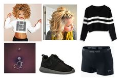 """""""Untitled #1140"""" by freedome ❤ liked on Polyvore featuring Chicwish and NIKE"""