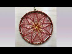 Atrapasueños Poinsettia - YouTube Poinsettia, Dream Catcher Decor, Dream Catchers, Dream Catcher Tutorial, Magical Jewelry, Flower Of Life, Flowers, Handmade, Crafts