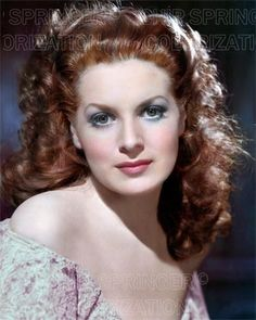 MAUREEN O'HARA PORTRAIT #1 5 DAYS! 8X10 BEAUTIFUL COLOR PHOTO BY CHIP SPRINGER. Please visit my Ebay Store at http://stores.ebay.com/x5dr/_i.html?rt=nc&LH_BIN=1 to see the current listings of your favorite Stars now in glorious color! Message me if you would like me to relist your favorites. Check out my New Youtube videos at https://www.youtube.com/channel/UCyX926rA5x4seARq5WC8_0w