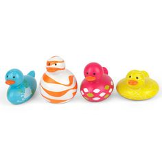 Odd Ducks 4 Pack now featured on Fab.