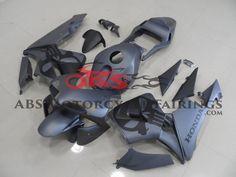 Motorcycle fairings/bodywork for 2003 2004 Honda matte grey Punisher Edition. Punisher Logo, Honda Cbr 600, Street Bikes, Mold Making, Matte Black, Yamaha, Motorcycle