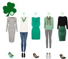 St Patricks Day Style Ideas  #stpatricksday, #styleideas' #green, #emerald