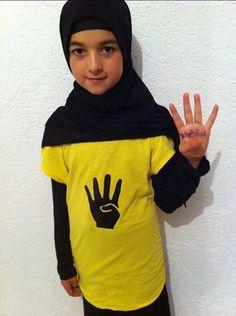 #R4bia #Egypt #Revolution
