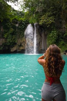 Moalboal, Philippines Gili Trawangan, Aqua, Turquoise, Lombok, Backpacker, Southeast Asia, Philippines, Bali, Waterfall