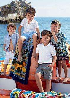 Dolce & Gabbana – Children Collection Gallery – Spring Summer 2013