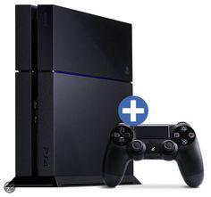 Sony PlayStation 4 500GB   Dualshock 4 Controller