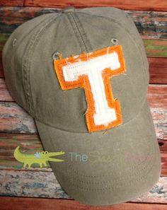 Monogrammed Baseball Hat Cap- Preppy Circle Patch Applique-Ladies-Bridesmaids-Bridal Party-Collegiate-Sport Moms Personalized Hat