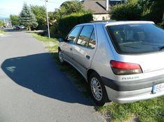 Peugeot 306 1,6 benzín - 1