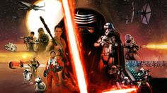 STAR WARS EPISODE 7 FORCE AWAKENS 51x91CM (20x36inch) POSTER
