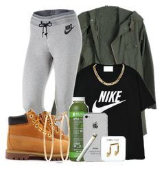 """""""Untitled #942"""" by xhappymonstermusicx ❤ liked on Polyvore featuring NIKE, Timberland, Kale and Brooks Brothers"""