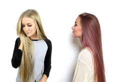 SOFIAMILK - Temporary Purple Hair - Maria Nila Colour Refresh