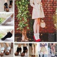 Vintage Lace Ruffle Frilly Ankle Socks Fashion Ladies Princess Girl 5 Colors U Princess Girl, Princess Style, Royal Princess, Fall Socks, Mature Fashion, Short Socks, Fashion Socks, Lace Ruffle, Ankle Socks