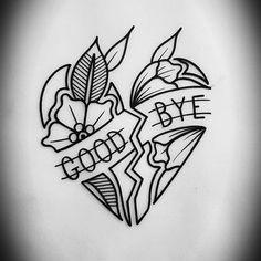 Broken Heart Tattoo, Flower Tattoo Designs, Blackwork, Cool Pictures, Tattoo Ideas, Wallpapers, Draw, Ink, Logo
