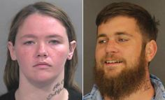 White disgruntled Islam convert couple, not shocking as it is the 'go-to' religion for the incarcerated