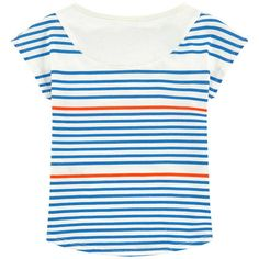 Billieblush - Striped T-shirt with sequins - 154445