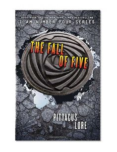 I am currently reading The Fall of Five (Lorien Legacies, Book 4) :)