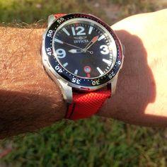 Invicta  #watch #womw #wotd #timepiece #wristporn #watchgramm #wristshot #wristswag #wristgame #watchfam #wristwatch #watchesofinstagram #dailywatch #watches #watchgeek #watchnerd #instagood #igers #instalike #picoftheday #me #fashion #swag #photooftheday #style #love #time #instadaily #TagsForLikes #TFLers