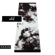 INKED YOGA MAT. Yoga Mats Made Functional and Beautiful. Eco Friendly, Machine Washable, 100% Biodegradable Tree Rubber. We plant a tree for every mat sold!