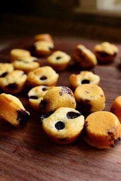 recipe: blueberry pancake muffins