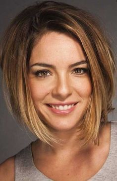 Short Straight Hairstyles for Thick Hair More