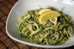 Never tried? Taste our Zucchini Pasta #Recipe! #Diabetes friendly #Vegetarian #Healthy eating #Diet