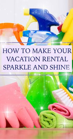 Get your beach house, vacation rental or investment property ready for summer with these spring cleaning tips. Get the full list on our blog.