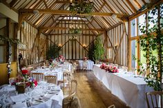 Bruisyard Hall Rustic Barn Reception | Traditional Wedding in a Rustic Barn | Peonies And Vintage Styling | Images by Kerry Morgan | http://www.rockmywedding.co.uk/natalie-stephen/