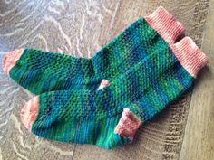 Mountain Colors Crazyfoot Ravelry: EatWildSalmon's Birthday Socks