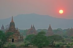 bagan myanmar | Bagan — Fotopedia