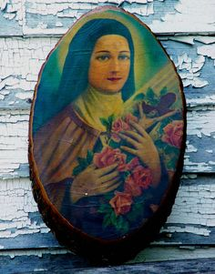 st therese of liseux, the little flower