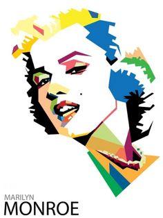 Marilyn Monroe - Colors
