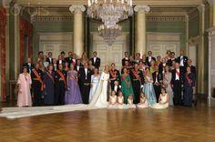 marit royal weddings wedding portraits